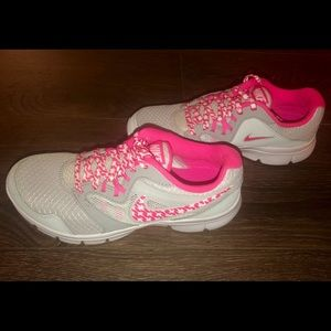 Nike Flex Experience 3 Platinum/Pink/White